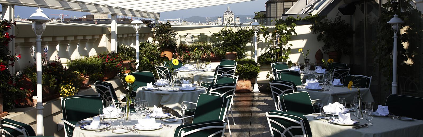 Restaurant Le Ciel-Terrasse