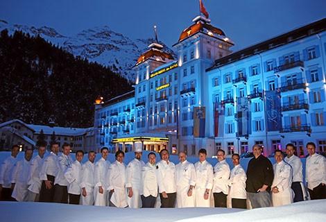 The St. Moritz Gourmet Festival