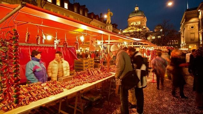 Onion Market Bern