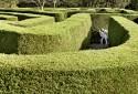 life-size-maze